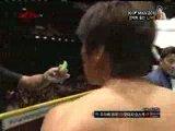 Shunsuke Oishi vs. Koya Urabe